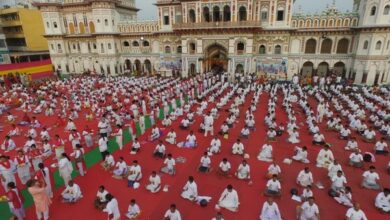 Photo of Yoga to be included in curriculum of Nepal