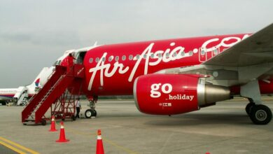 Photo of AirAsia among top 5 most downloaded airline apps