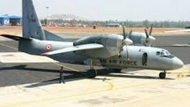 Photo of Search operations for missing AN-32 aircraft enter third day