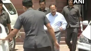 Photo of Ajit Doval to continue as NSA, gets Cabinet rank