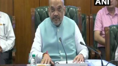 Photo of Amit Shah to meet BJP national office bearers, party state-heads today