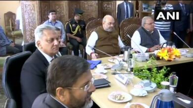 Photo of Engage with families of militants: Shah on maiden visit to Kashmir