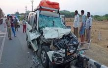 Andhra Pradesh: 5 dead, 3 injured in road accident