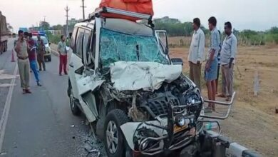Photo of Andhra Pradesh: 5 dead, 3 injured in road accident