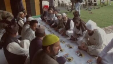 Photo of Ramadan 2019: Army organises 'iftar' party in J&K's Poonch