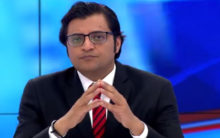 Arnab Goswami defends Nusrat Jahan's freedom of choice; Guest exposes hypocrisy
