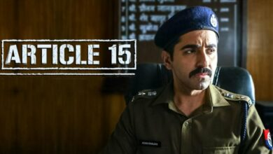 Photo of 'Article 15' is what cinema is meant to be