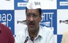 Centre, Delhi government should join hands on law, order: Kejriwal