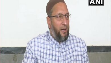 Photo of Asad Owaisi slams Modi government over cut in minority budget