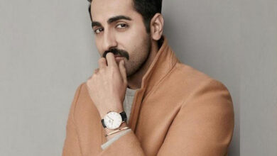 Photo of Ayushmann thrilled, anxious about his first shot with Big B