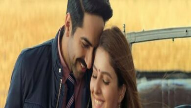 Photo of Ayushmann Khurrana romances Isha Talwar in new song from 'Article 15'