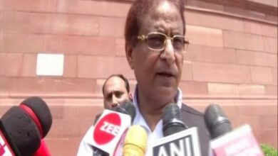Photo of What's the proof: Azam Khan on Mayawati's 'bad conduct' claim