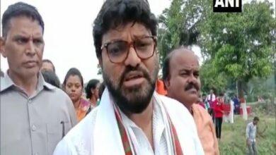 Photo of Mamata Banerjee provoking violence in West Bengal: Babul Supriyo