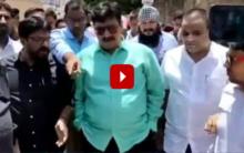 Malakpet MLA Balala conducts 'Paidaldaura' in his constituency