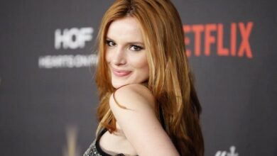 Photo of Bella Thorne close to finding the 'hacker'