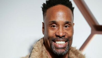 Photo of It's a double layer in Hollywood: Billy Porter's harsh revelations
