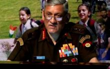 We are prepared to deal with any threat from Pak: Army chief