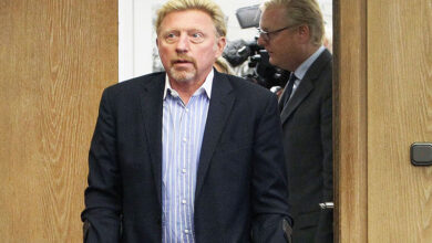 Photo of Tennis star Boris Becker auctions trophies to pay off debts