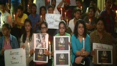 Photo of Anger prevails across the country on the killing of little girl in Aligarh