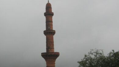 Photo of Nearly 600-year-old Chand Minar with its unique architecture attracts tourists from across the world