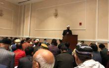 Muslims celebrate Eid-ul-Fitr in Chicago