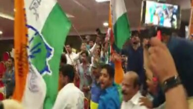 Photo of Congressmen create mayhem at budget session of Indore Municipal Corporation