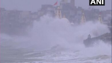 Photo of Cyclone Vayu changes course, not to hit Gujarat: IMD