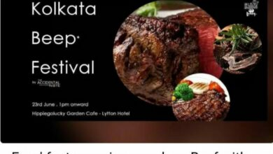 Photo of Threatened, forced to change name by Hindutva people, Netizens react to 'Kolkata beef Festival'