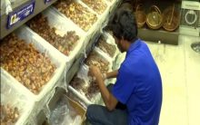 Hyderabad: Large varieties of dates flood market as demand surges during Ramzan