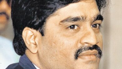 Photo of Detective, who interrogated Dawood Ibrahim, says Don confessed to crime