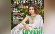Dia Mirza takes over as 'force of nature' on latest magazine cover