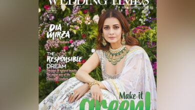 Photo of Dia Mirza takes over as 'force of nature' on latest magazine cover