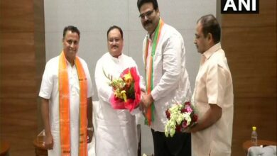 Photo of TDP spokesperson Lanka Dinakar joins BJP