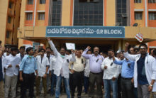 Hyderabad: Doctors go on hunger strike, press for abolishing 'contract' recruitment's