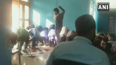 Photo of J-K: Students trashed by teacher in Doda hostel for being late for class
