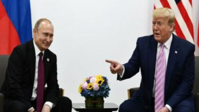 Photo of Do not meddle in US elections: Trump jokingly warns Putin