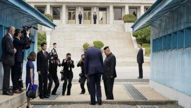 Photo of Trump meets Kim in N Korea, scripts history