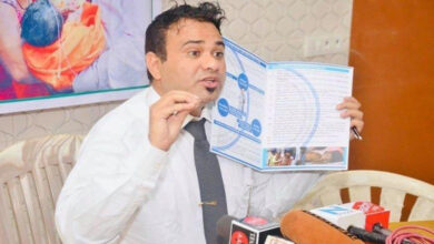 Photo of Doctors protest: Dr Kafeel hit out at IMA for not supporting him