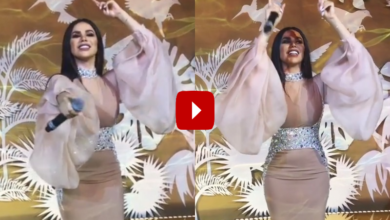 Photo of Artistes perform at Dubai Crown Prince's wedding ceremony, video goes viral
