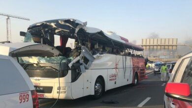 "Photo of ""There were body parts, blood everywhere"": Survivors recounts the horror of Dubai accident"