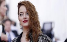 Emma Stone recovering from shoulder injury
