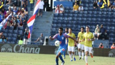 Photo of King's Cup: India defeats Thailand 1-0
