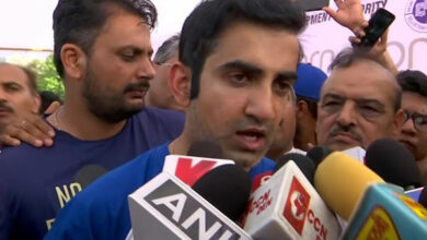 Photo of #Yoga more beneficial than work out, says Gautam Gambhir