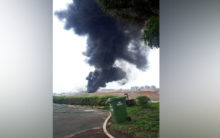 Goa: Airport operations suspended after fire incident