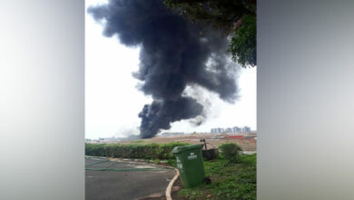 Photo of Goa: Airport operations suspended after fire incident