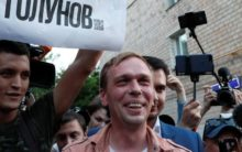 Russia drops drug charges against journalist after outcry over arrest