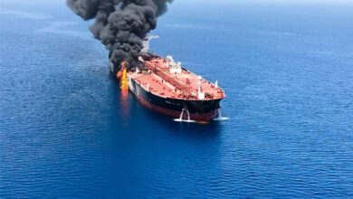 Photo of 32 Filipino crew of targeted tankers in Gulf of Oman 'safe'