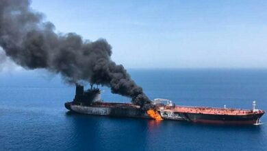 Photo of Iran denies role in Gulf of Oman tanker attacks