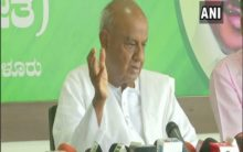 I have asked Rahul not to resign as Congress president: Gowda