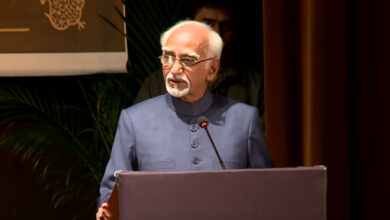 Photo of Eschew promotion of distrust and discord: Hamid Ansari